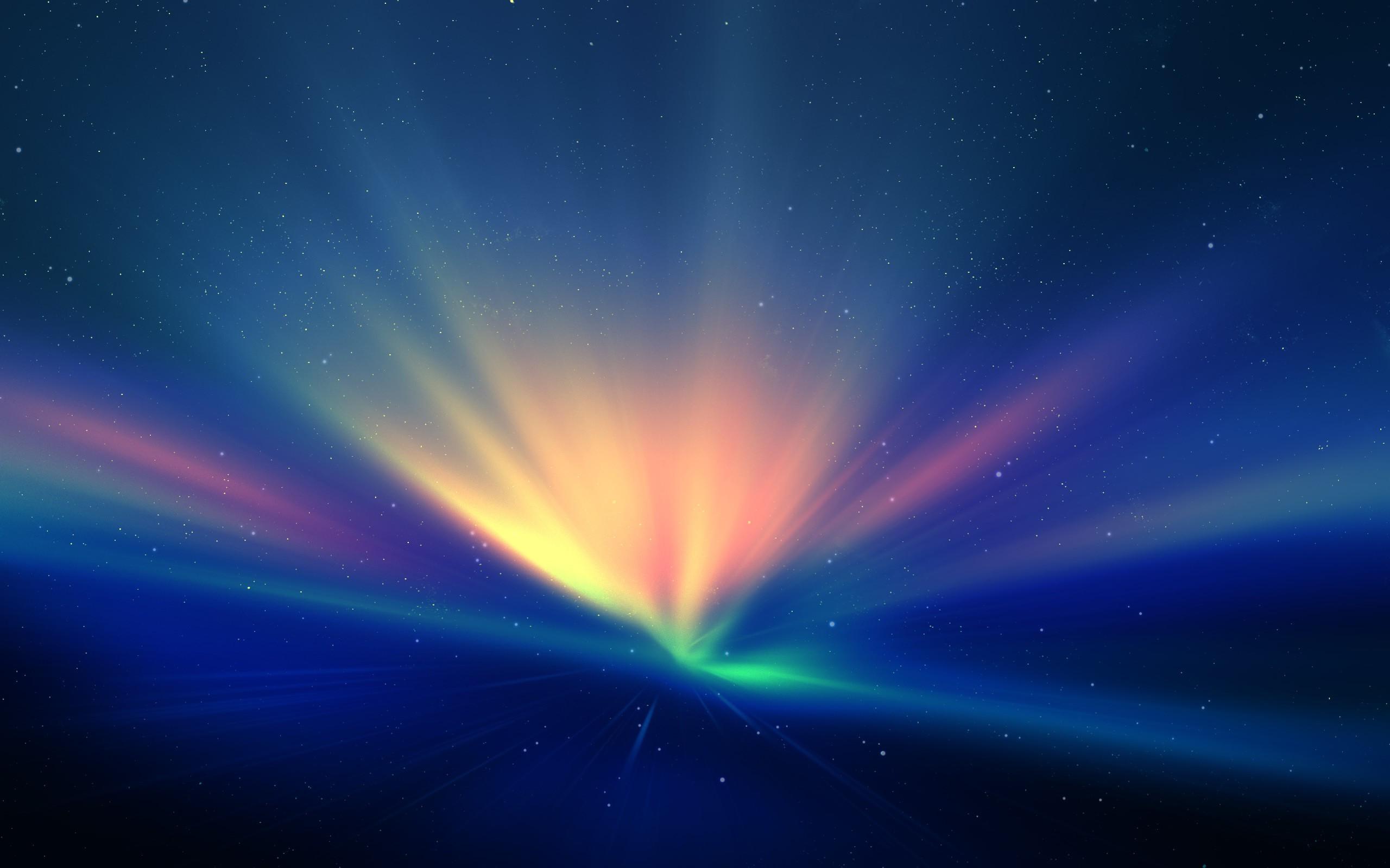 Wallpaper Sunlight Abstract Sky Atmosphere Aurora