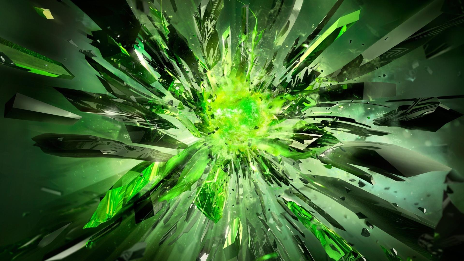 Sunlight Digital Art Abstract Grass Green Crystal Explosion Cannabis Light Tree Leaf Flower Plant Computer Wallpaper