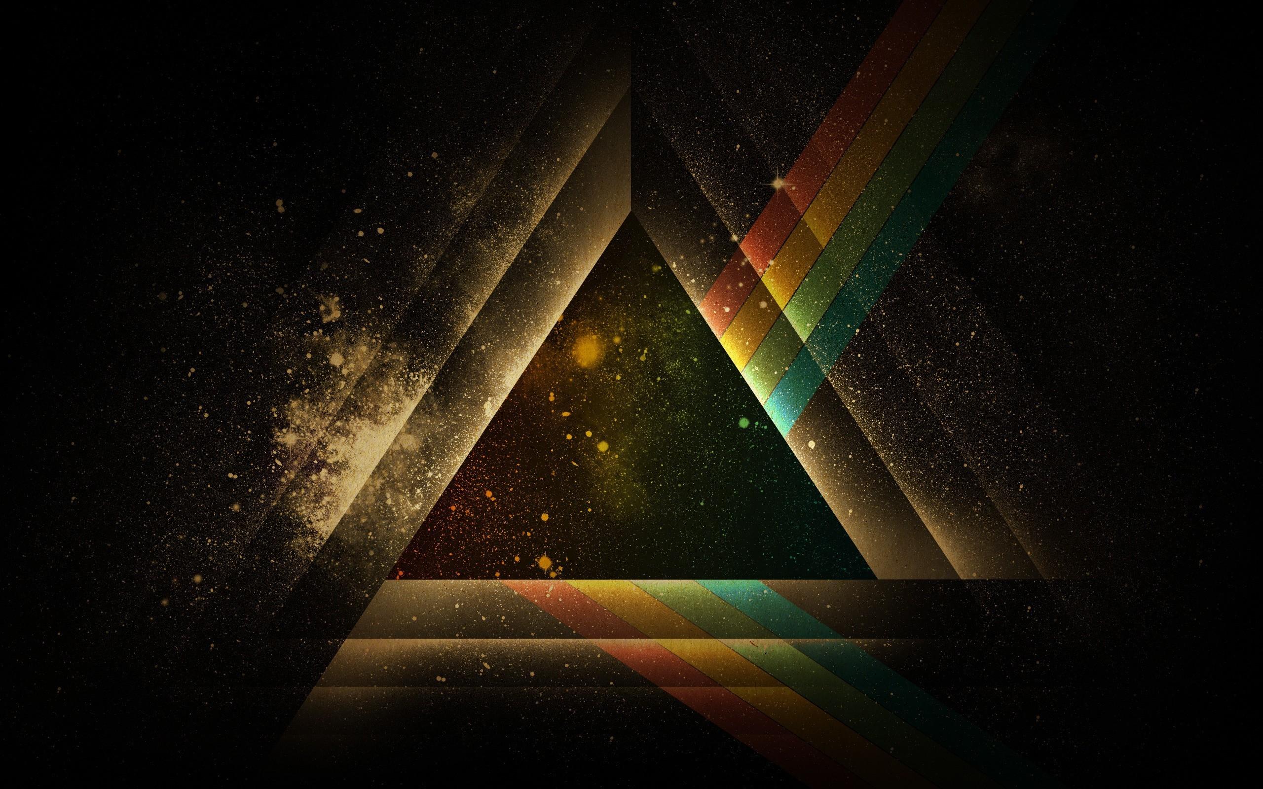 Wallpaper Sunlight Digital Art Night Abstract
