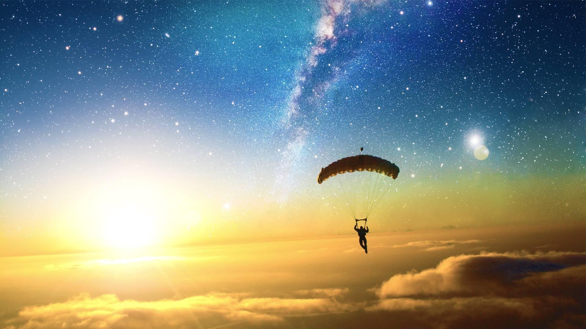 смог прыжок в космос картинка идеальное время