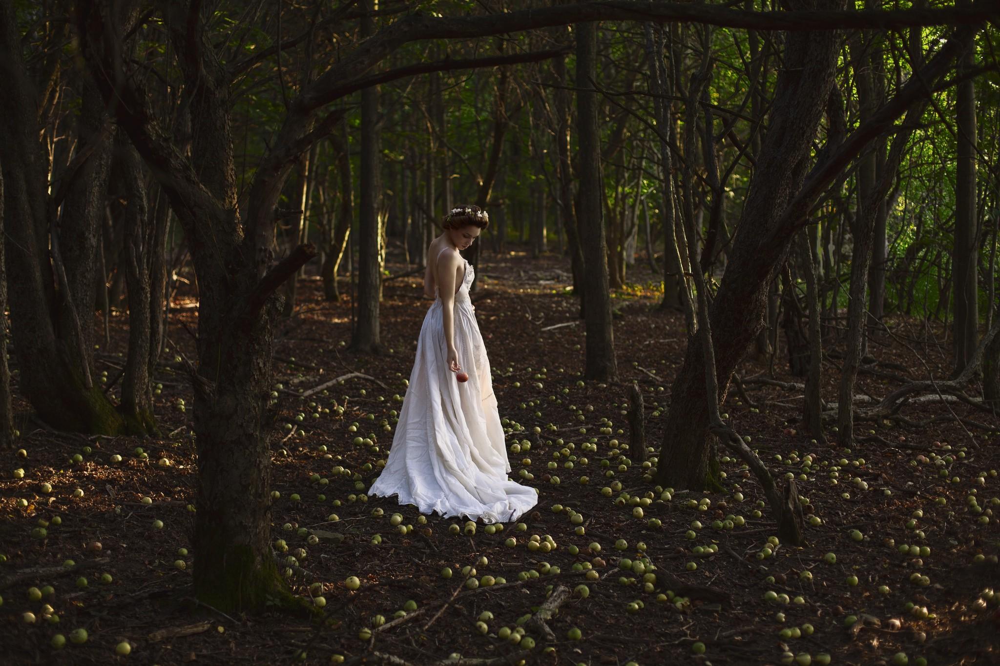 С невестой в лесу — 1