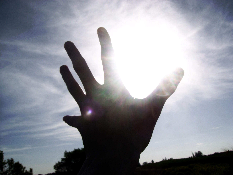 Картинки рука тянущаяся к солнцу