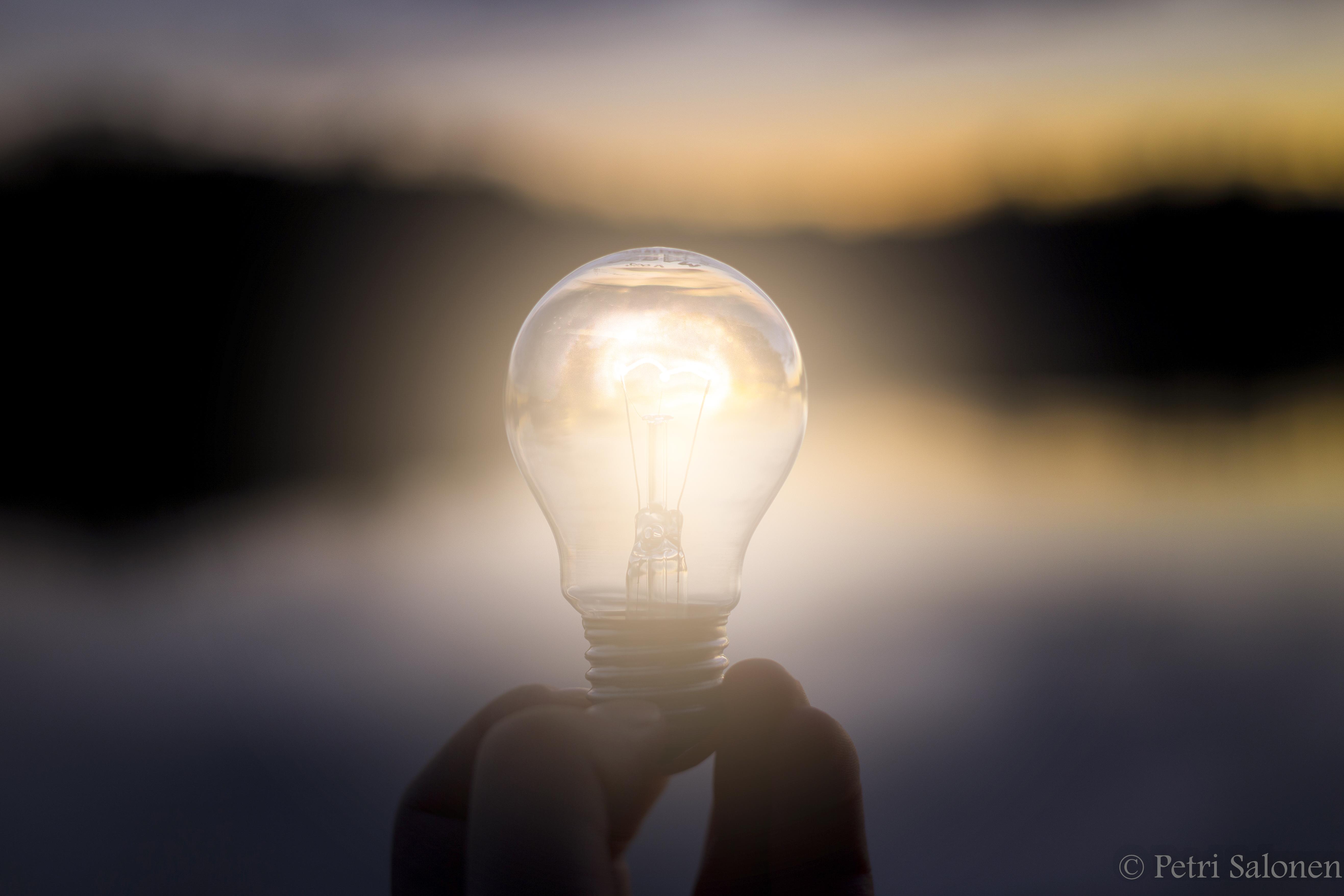 Wallpaper : sunlight, landscape, Photoshop, reflection, sky ... for Idea Light Bulb Wallpaper  15lptgx