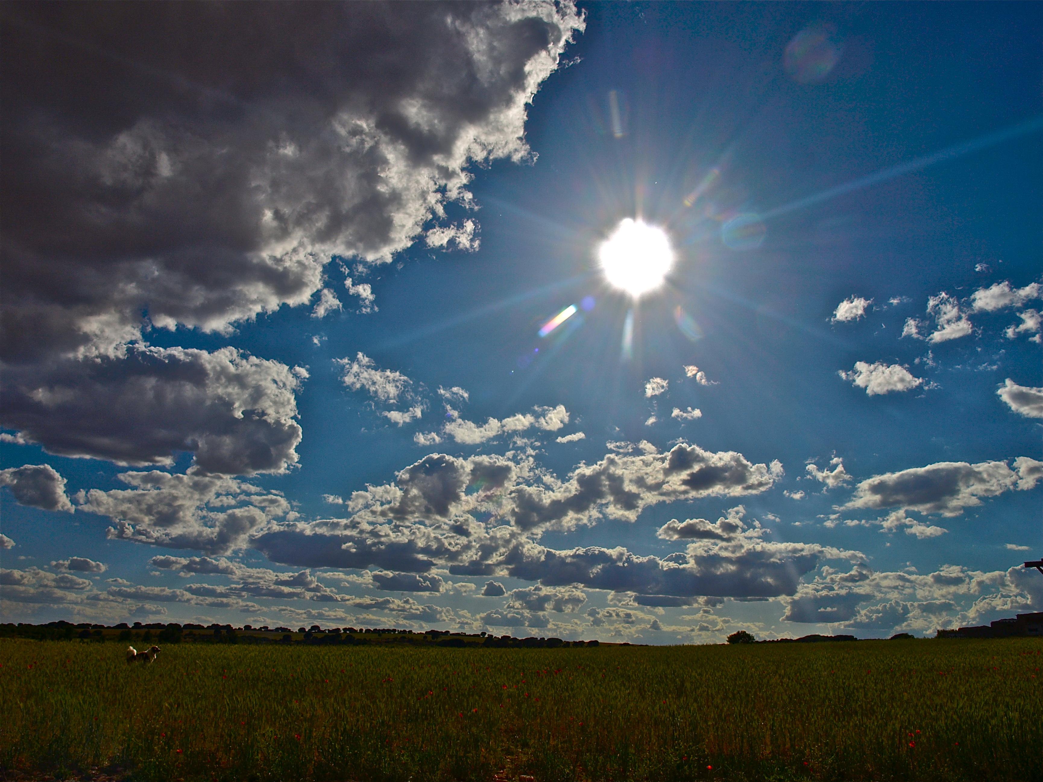 картинки неба ветра солнца парковке, прямо нашим
