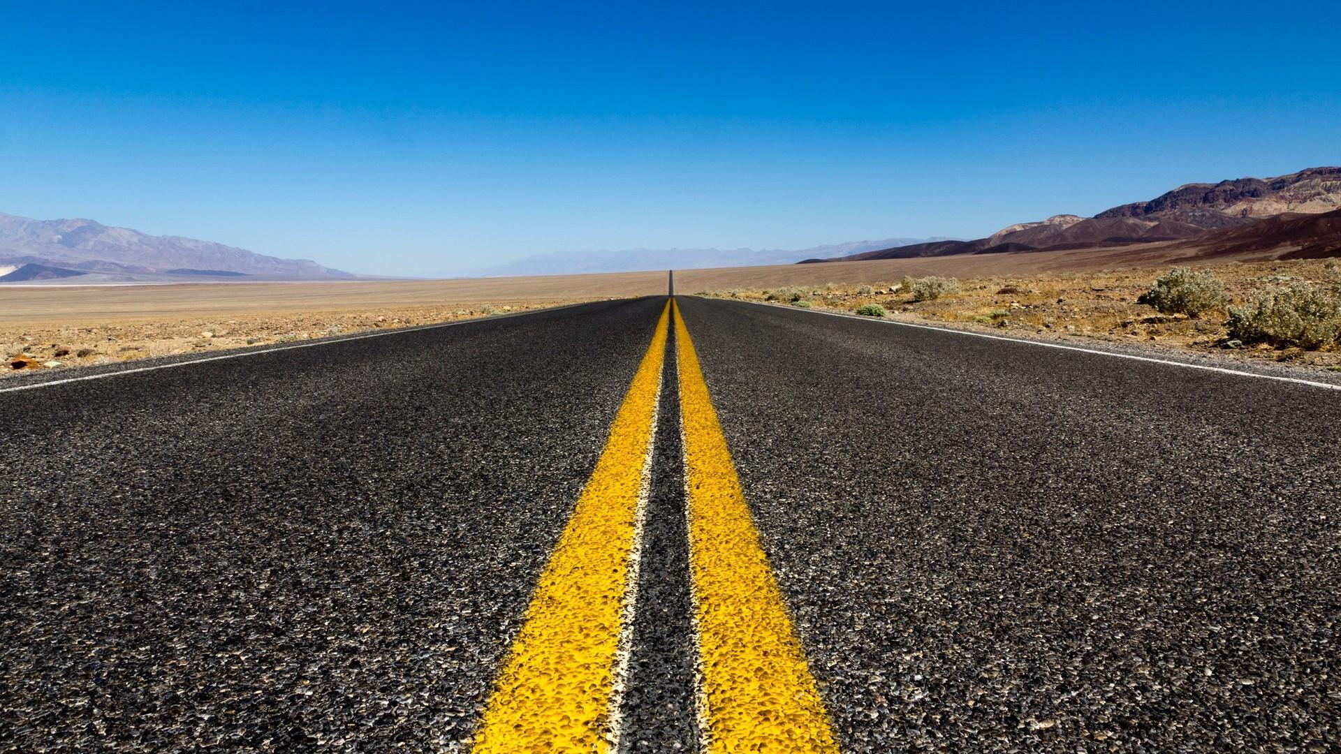 デスクトップ壁紙 日光 風景 丘 フィールド 道路 砂漠 汚れの