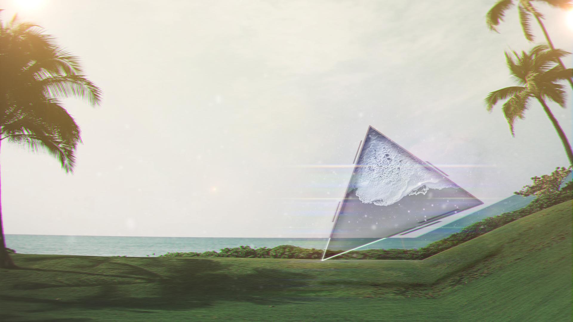 Wallpaper : sunlight, landscape, lights, painting, Photoshop, sea