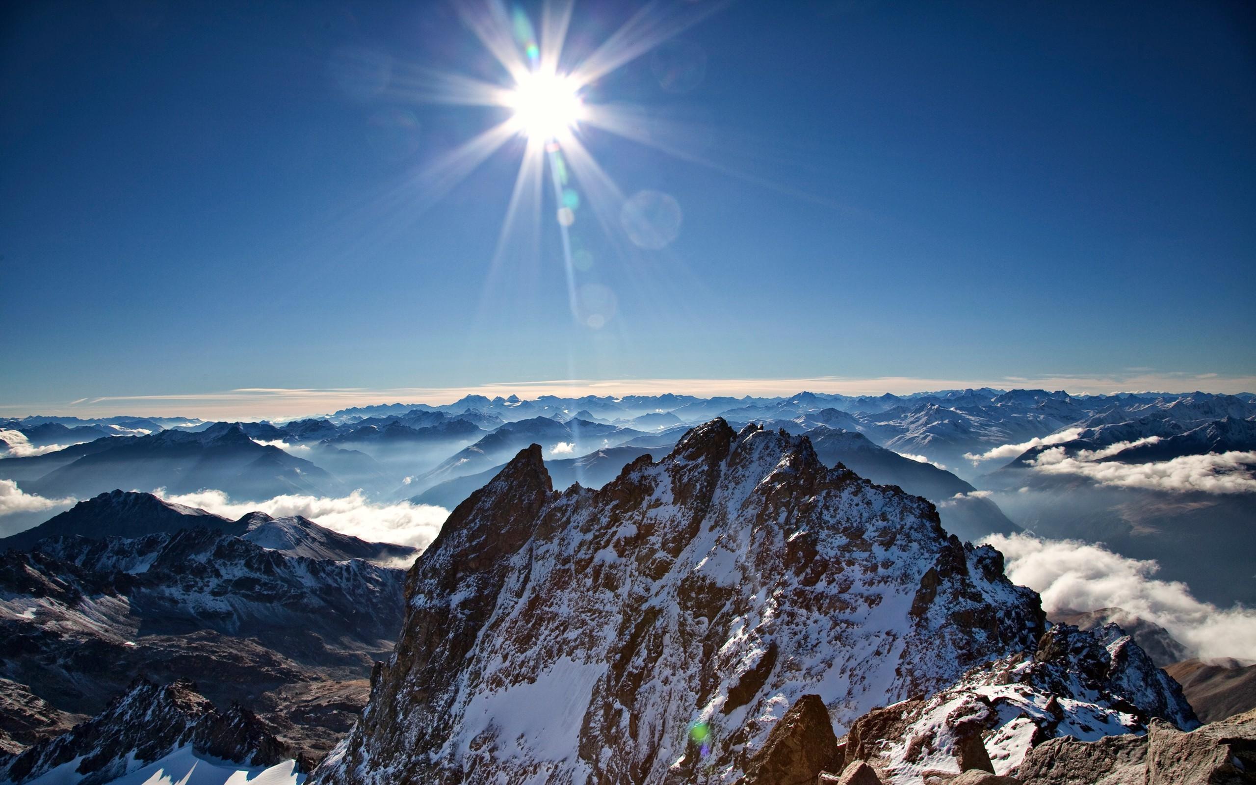 Красивые картинки хорошего качества про снег средиземном море