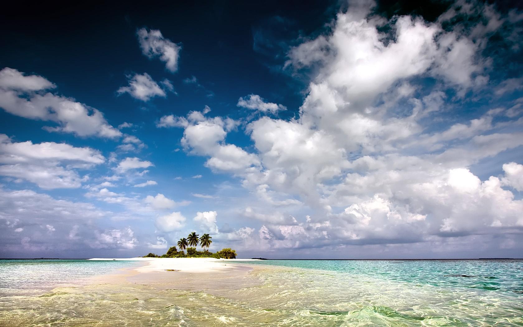 Райское небо картинки