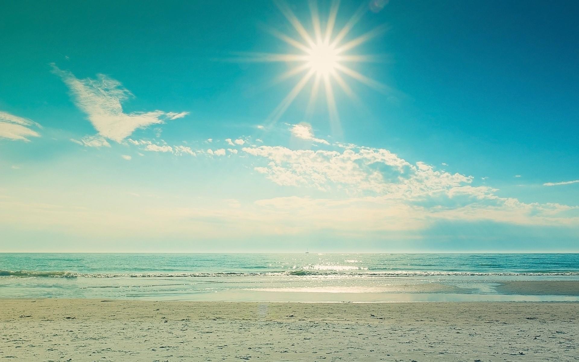 Фото картинки море солнце