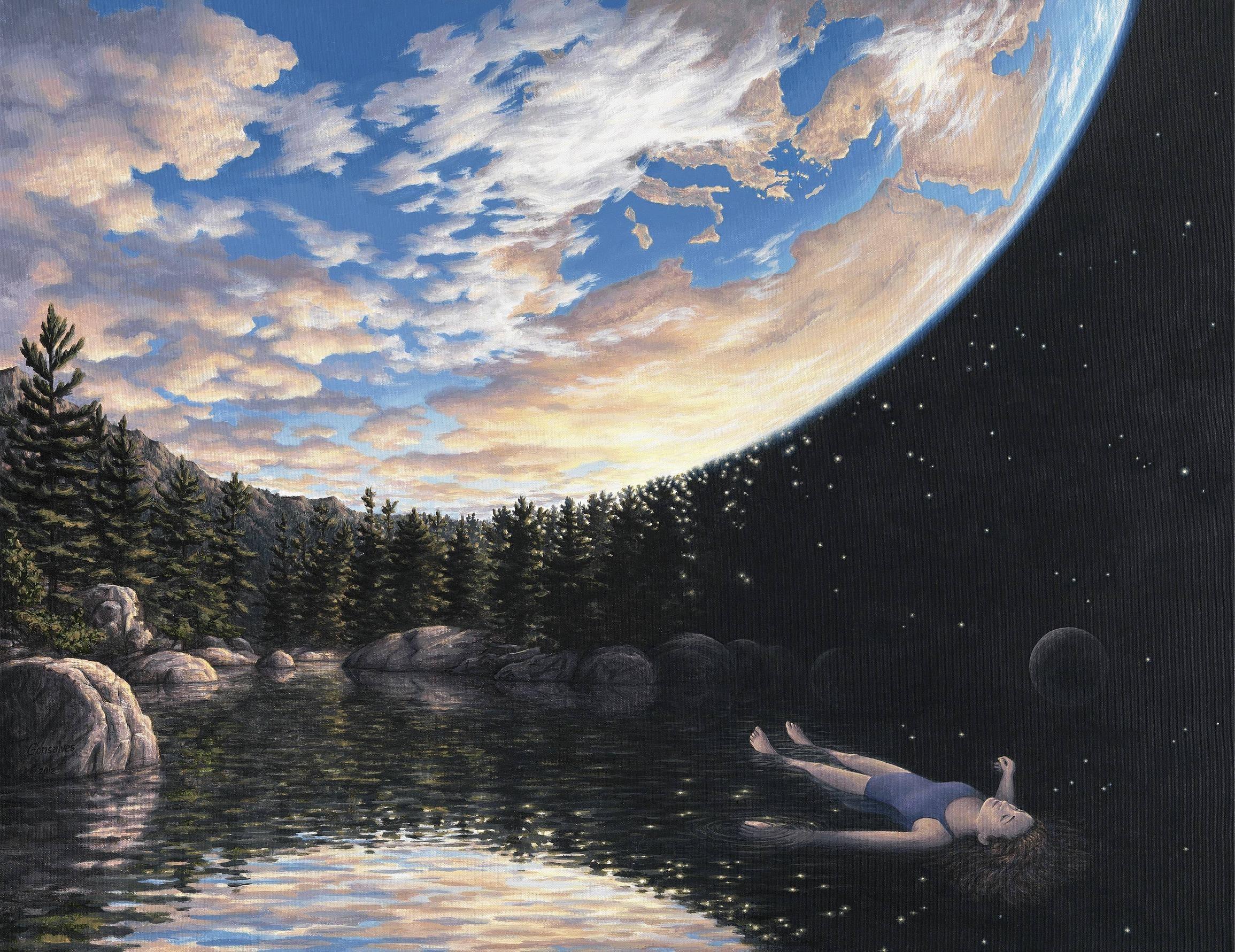 не реальные картинки про мир все земные прегрешения