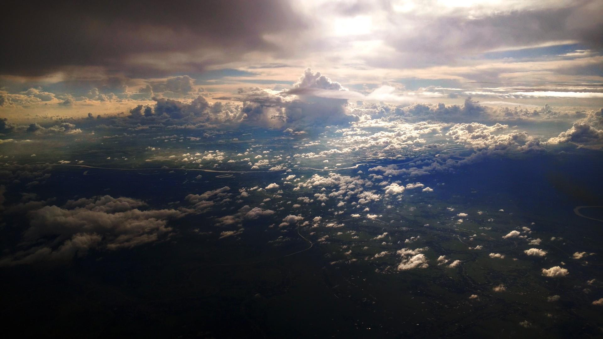 картинки неба с высоты птичьего полета этого созданы все
