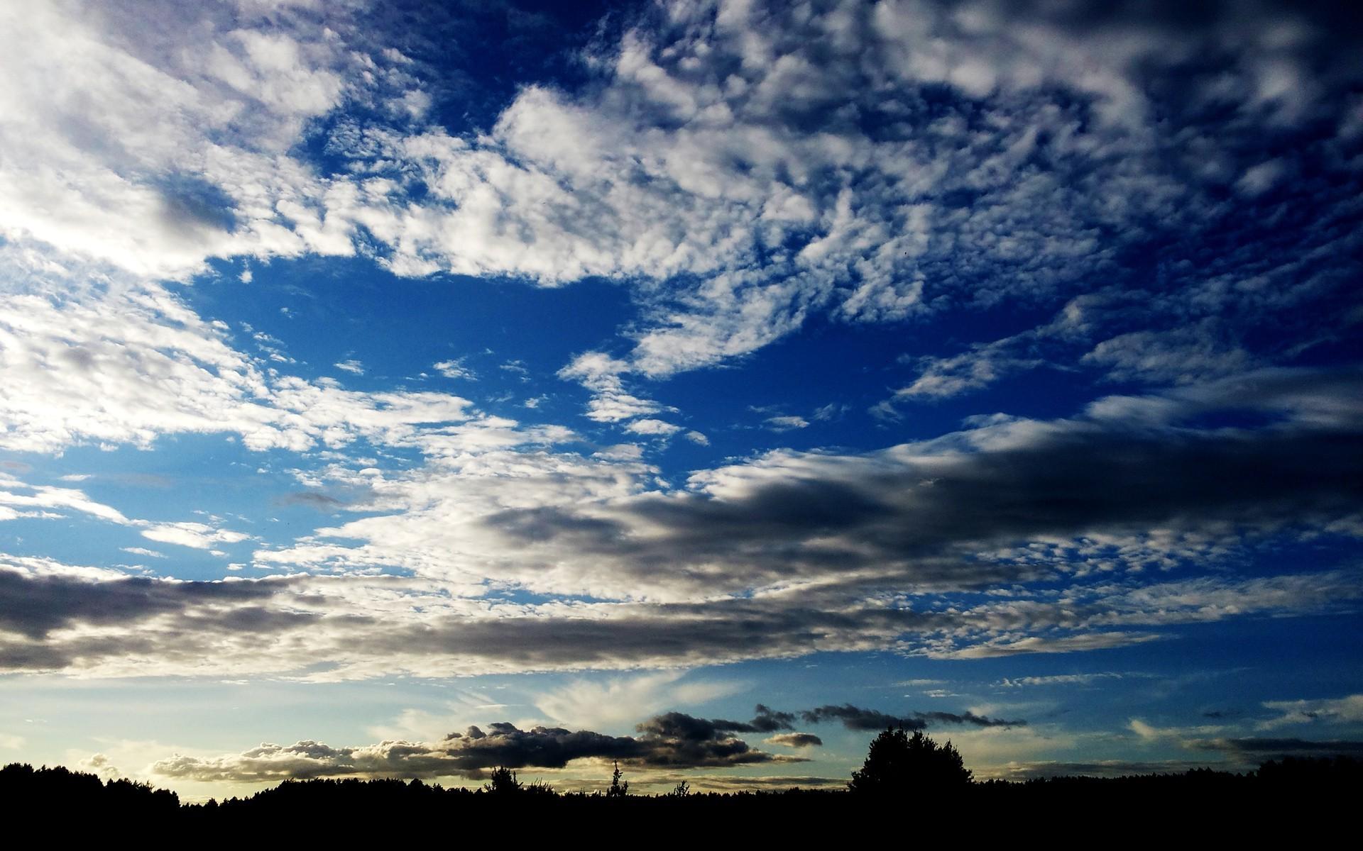 картинки разного неба