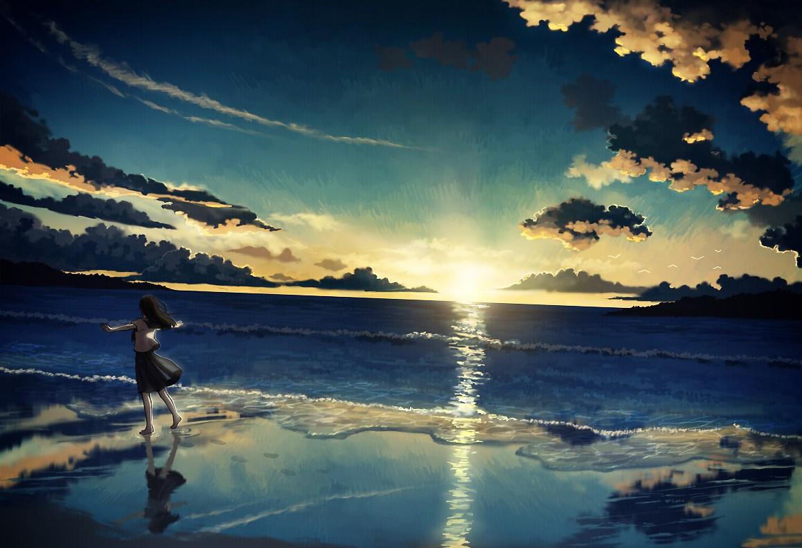 приснилось что я иду по берегу стоит