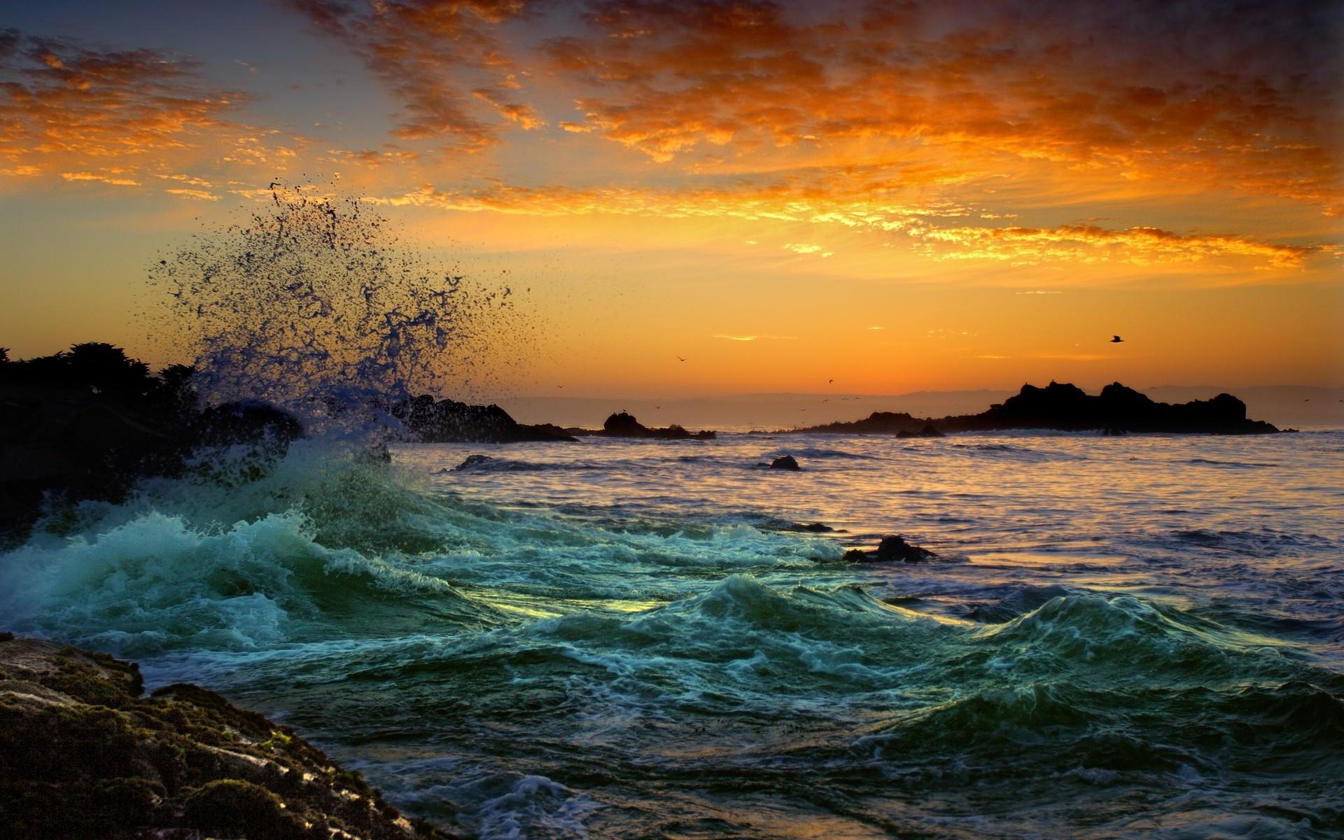 сша разноцветное море картинки это