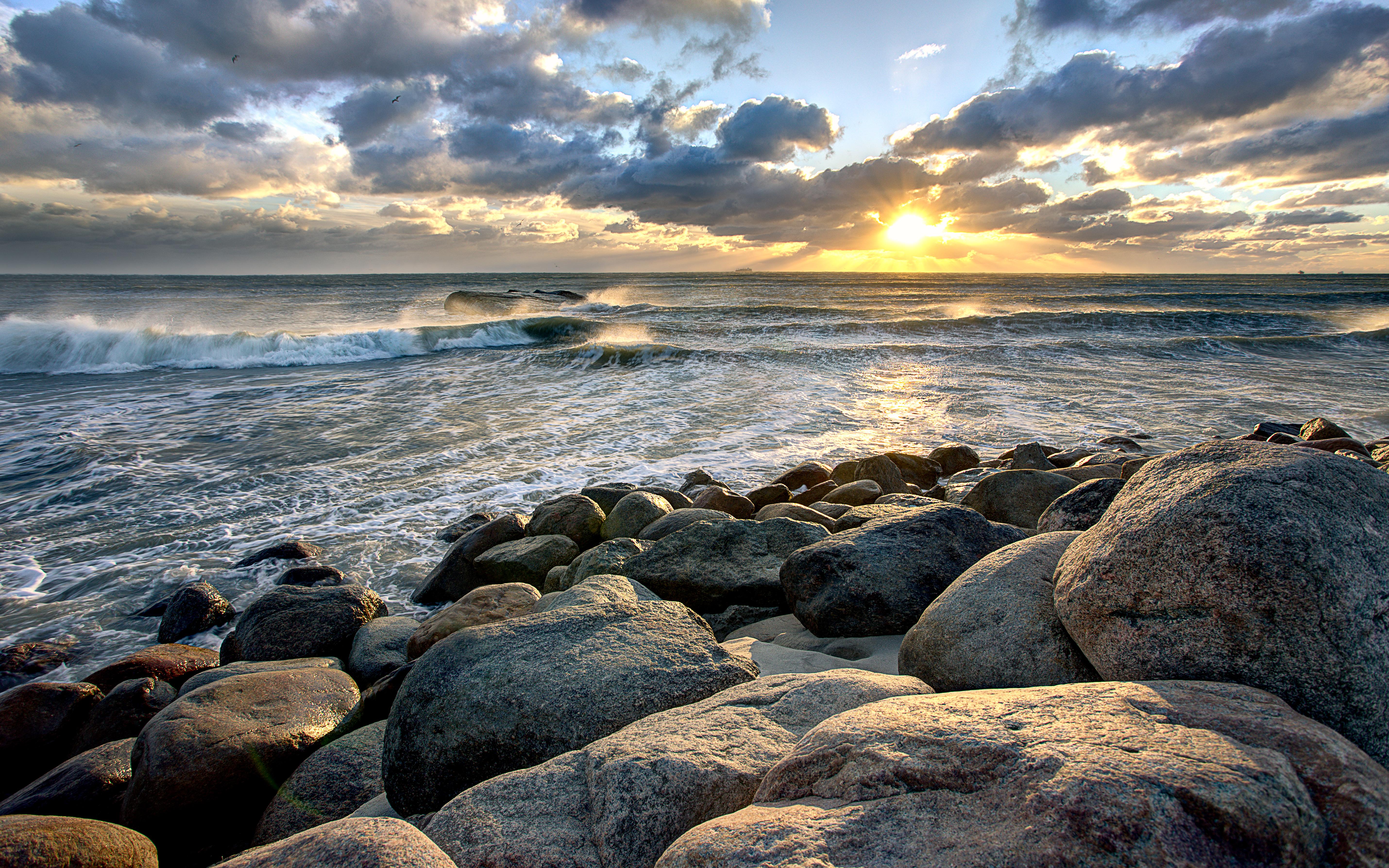 картинки пейзаж с морем
