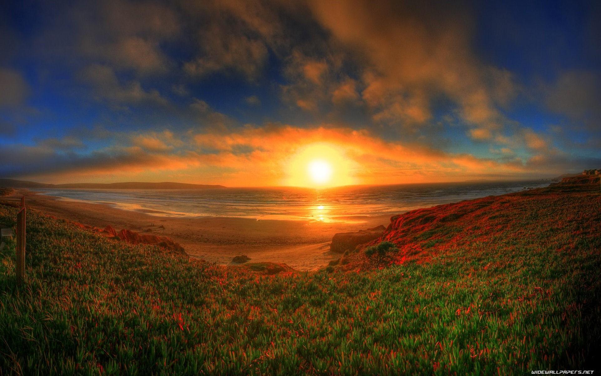 гид самые красивые картинки с закатом солнца сдает