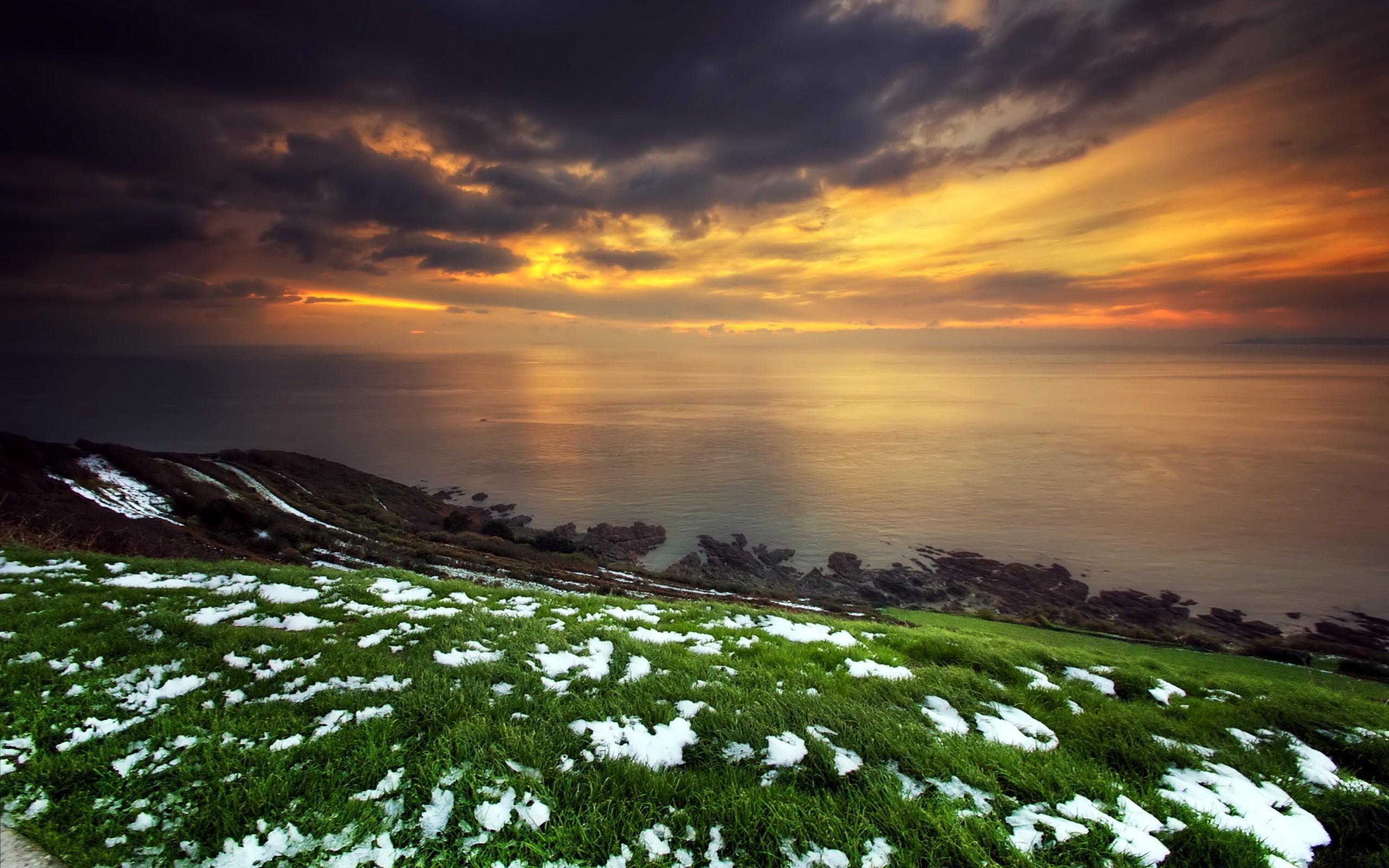 стихия картинки небо трава вода всвою очередь
