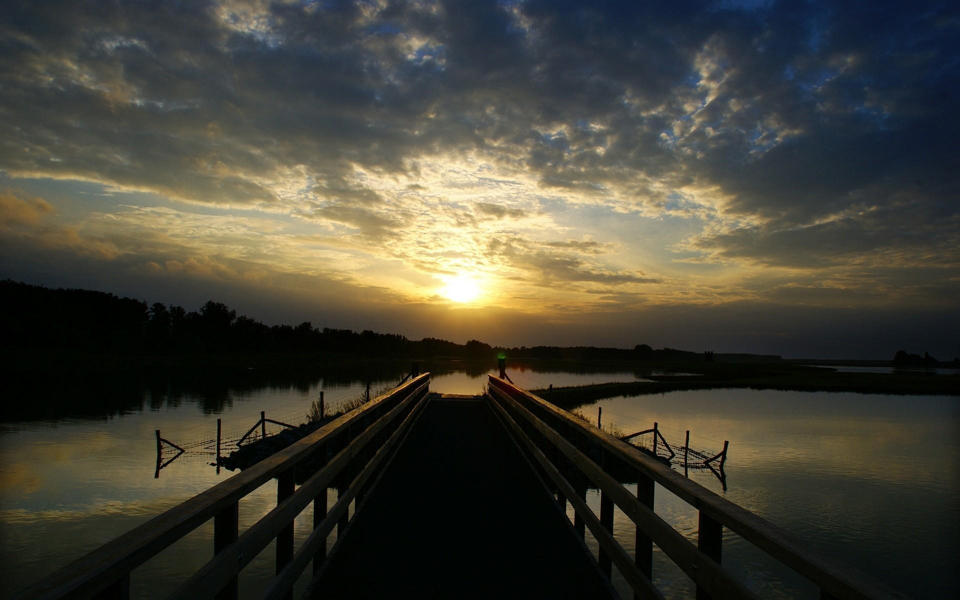 фотографировать рассвет с моста грифона