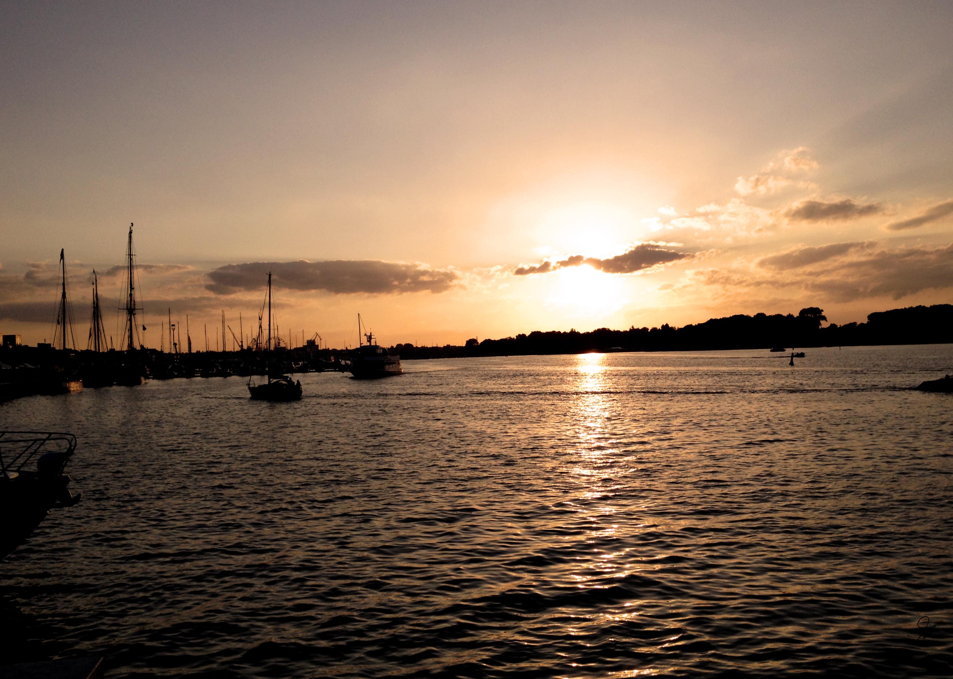 Sfondi Luce Del Sole Paesaggio Tramonto Mare Lago Acqua