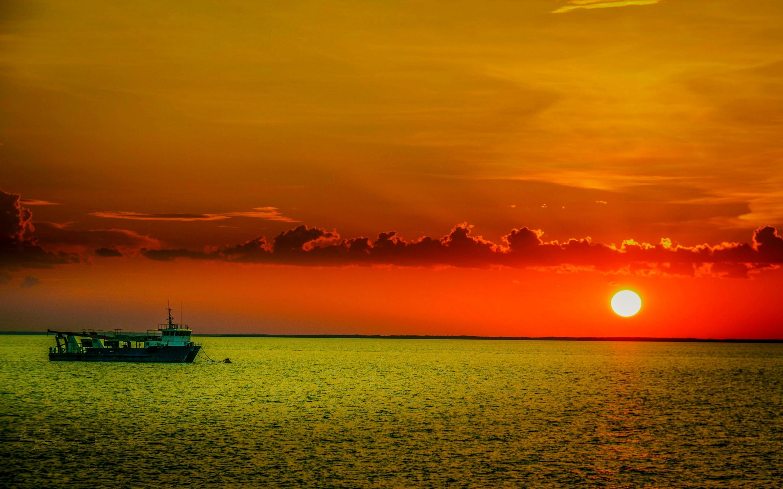 Открытки восходящего солнца
