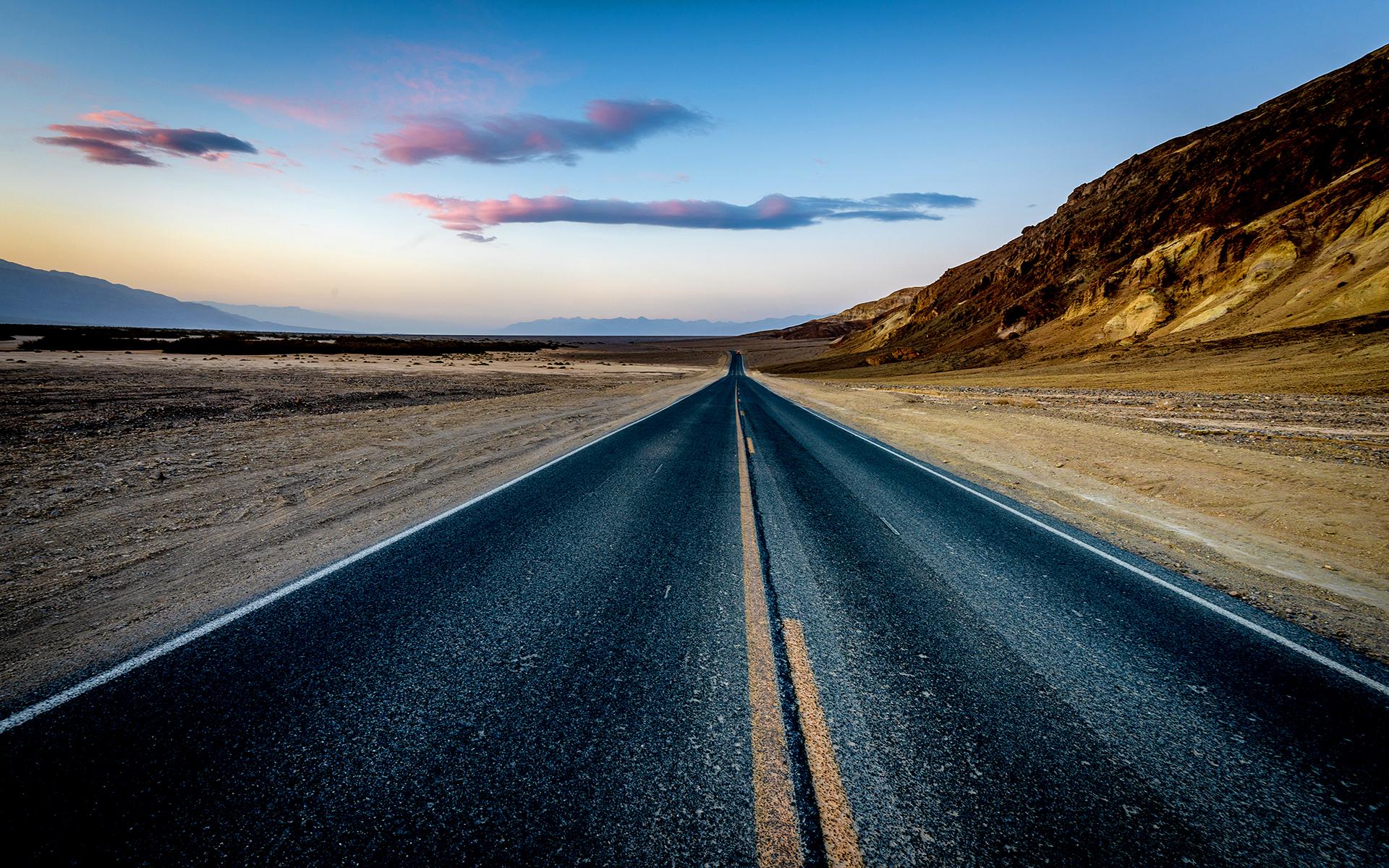 Sunlight Landscape Sunset Sea Sand Sky Road Sunrise Evening Morning Coast Desert Horizon Highway Dusk Asphalt