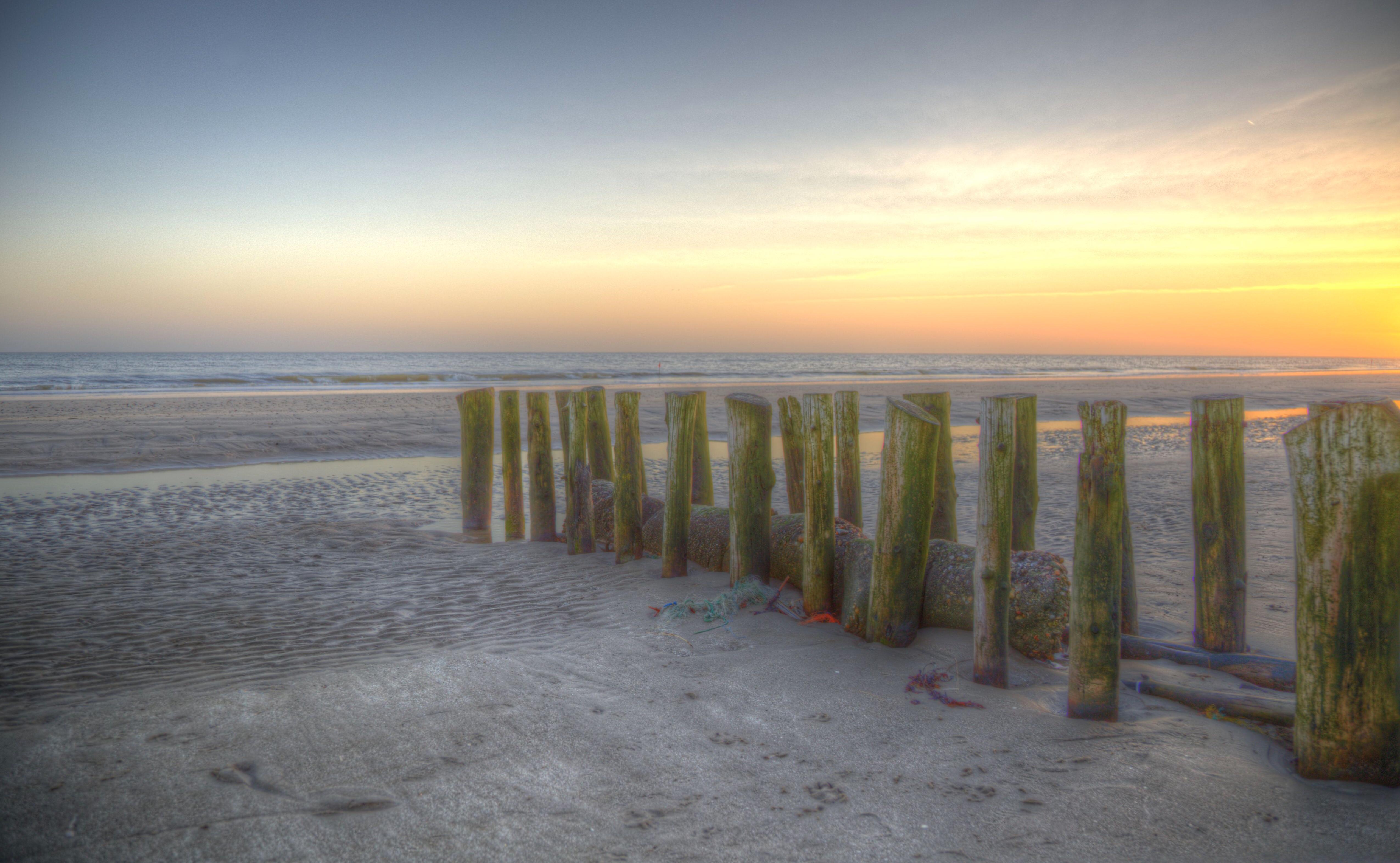 Strand nordsee sonnenuntergang  Hintergrundbilder : Sonnenlicht, Landschaft, Sonnenuntergang, Meer ...