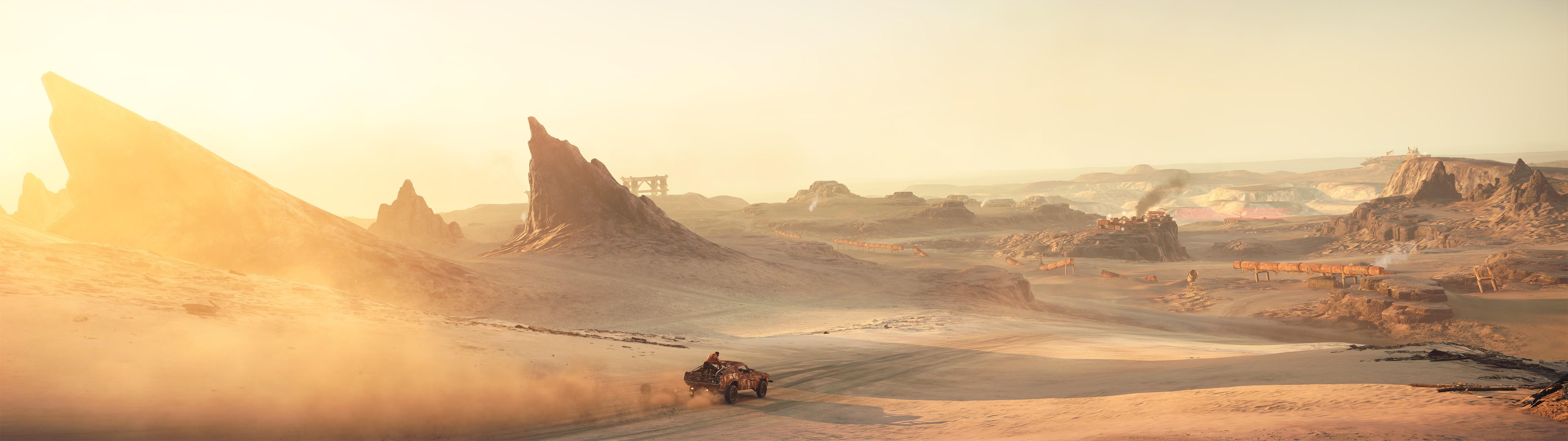 Wallpaper Sunlight Landscape Video Games Sunrise Morning
