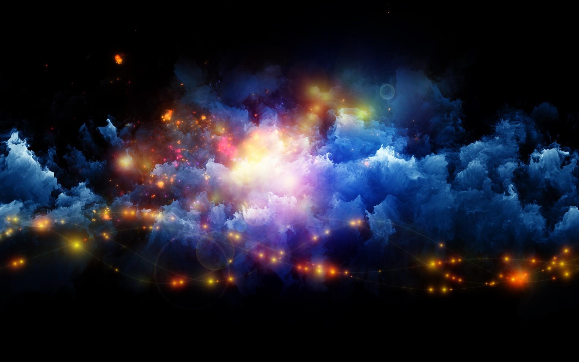 яйцо, эффект космического неба на фото удобства ознакомления другими