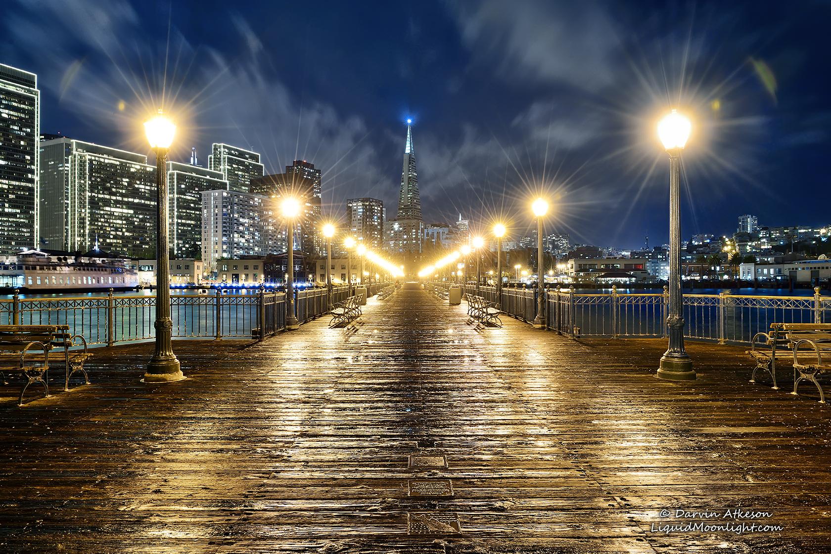 Wallpaper sunlight lights street light city - Night light city wallpaper ...