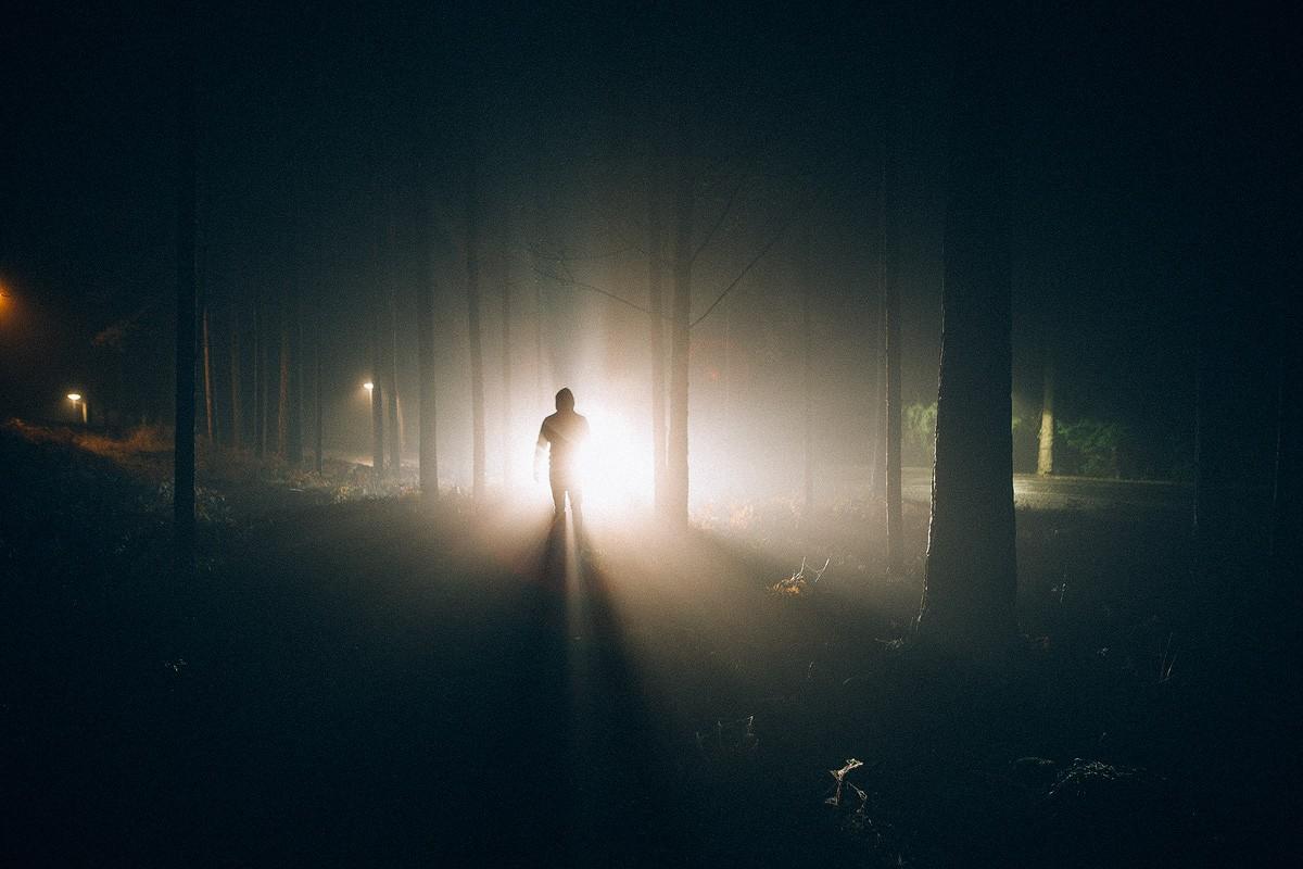 Картинки в темноте свет