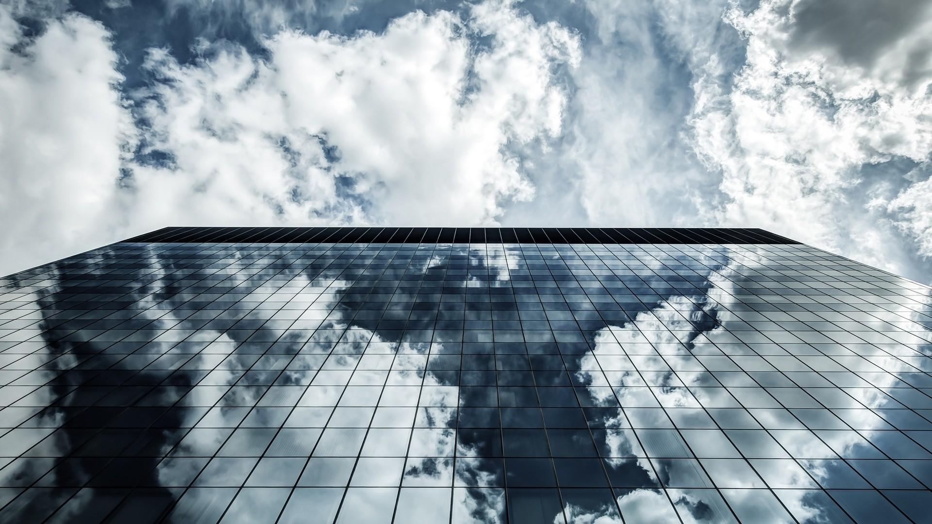 Wallpaper Sunlight Monochrome Architecture Reflection Sky