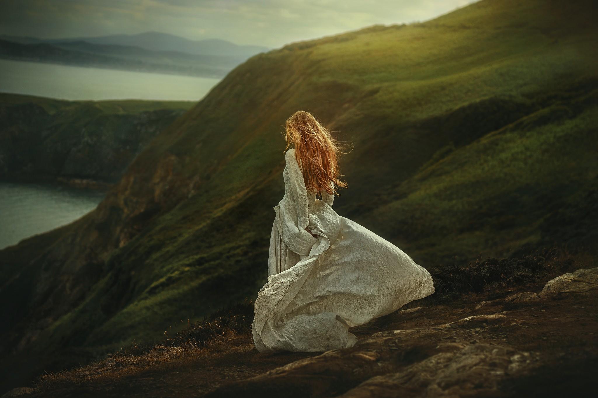 Wallpaper : fantasy girl, model, nature, women outdoors