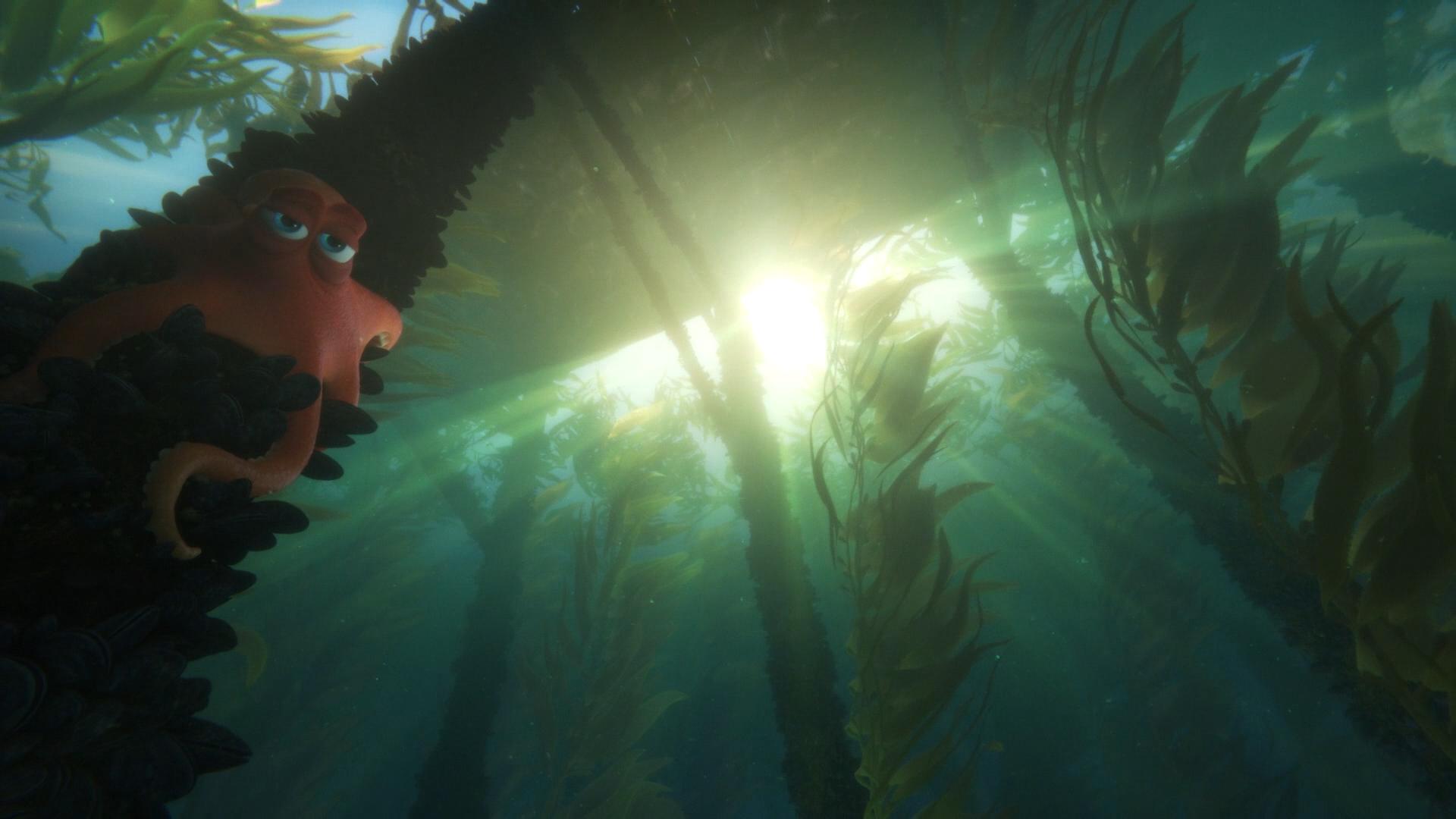 水中 ジャングル