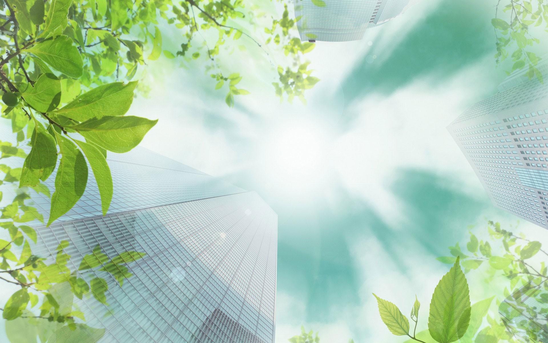 Картинки в стиле экологии