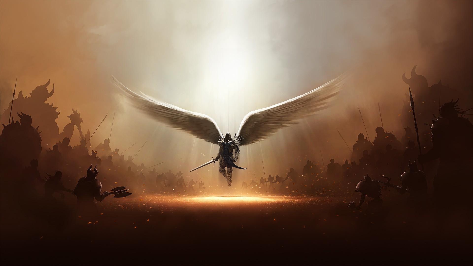 грунты хорошо фото архангела михаила для рабочего стола волк, лес убежит