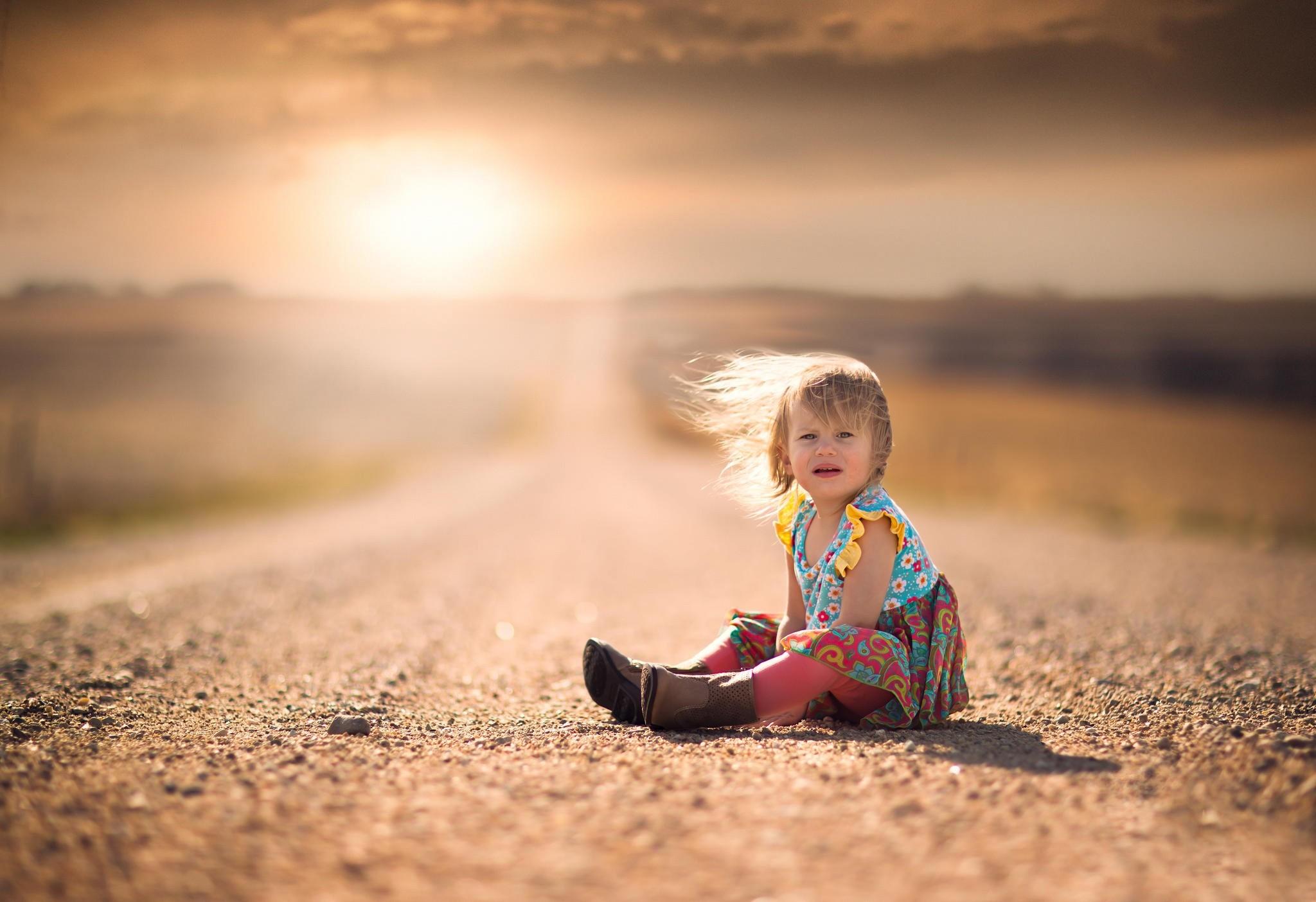 появления картинки детки на дороге каждую