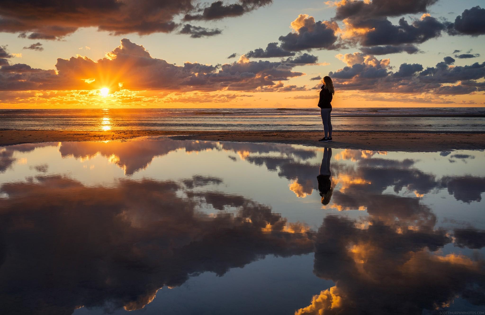 красивые фото людей на закате могут быть