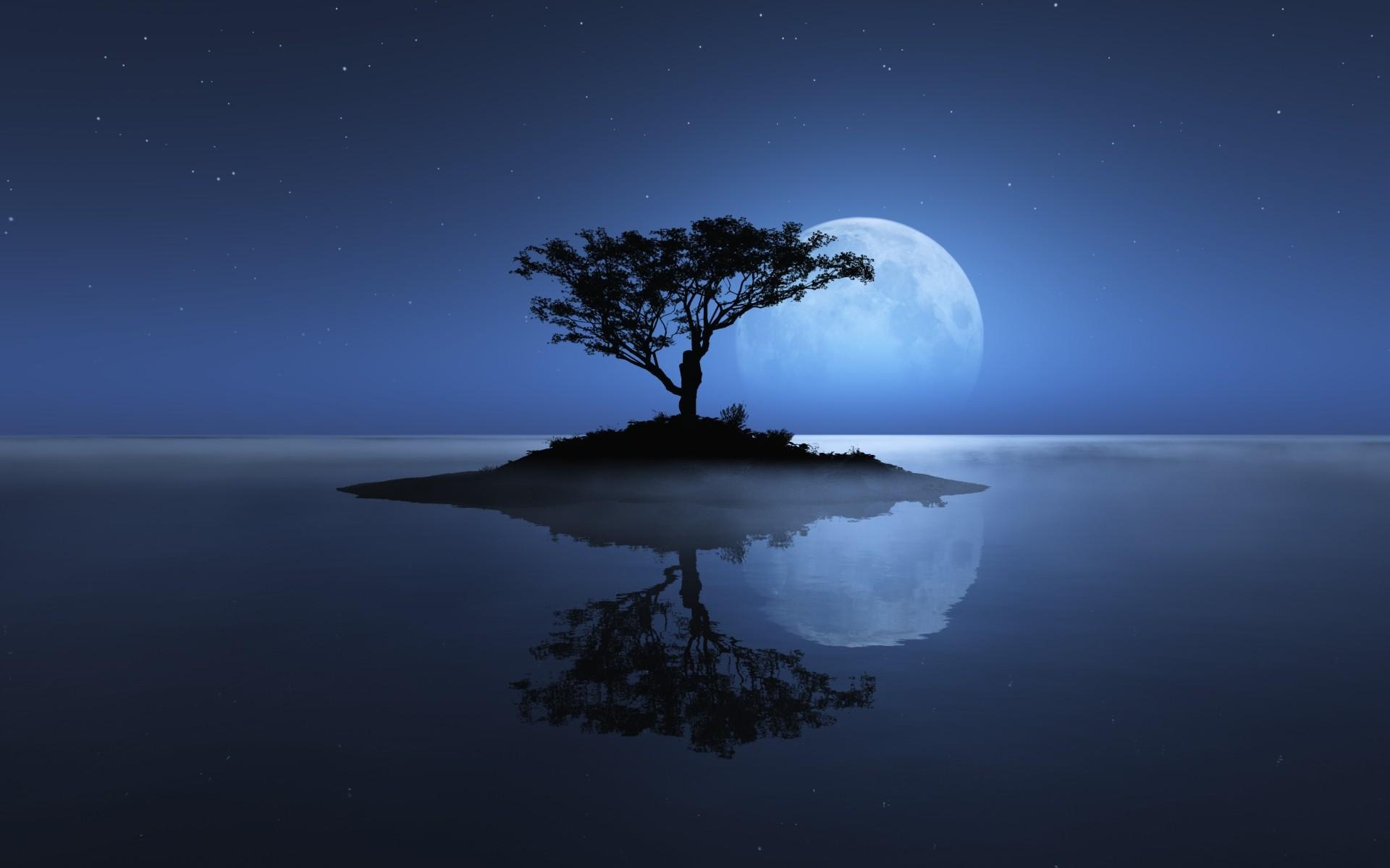 Papel De Parede Luz Solar Mar Noite Natureza Reflexao Ceu