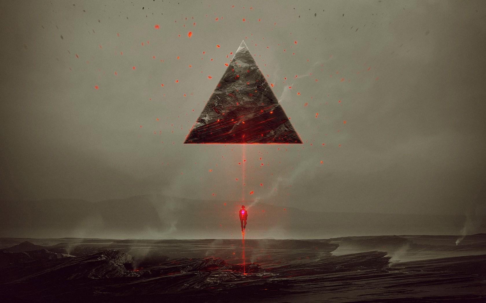 ими картинка черная пирамида на телефон большими бедрами