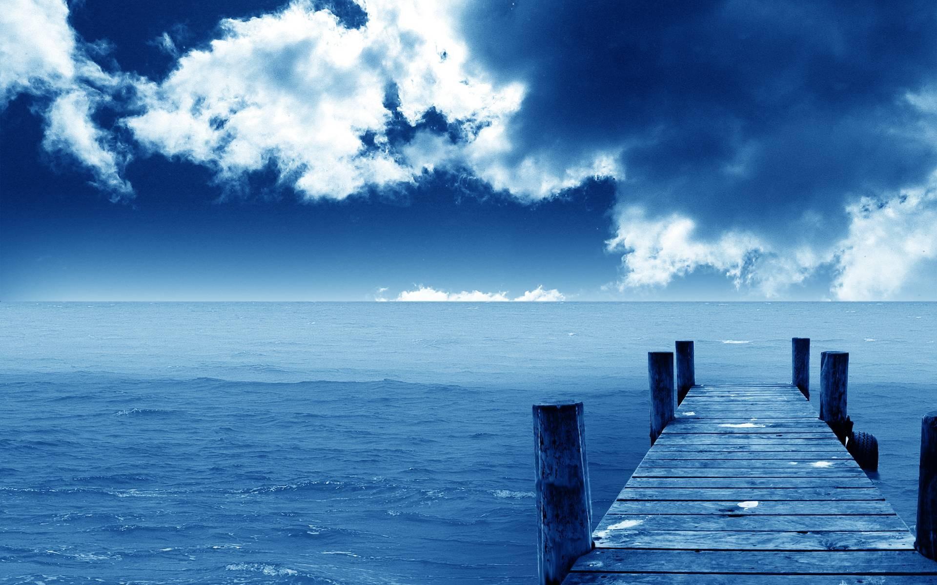 Wallpaper : sinar matahari, laut, pantai, refleksi, langit, awan