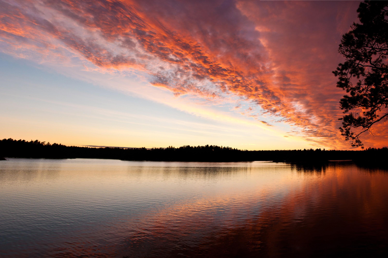 Фотки закатов зимой перми появилась