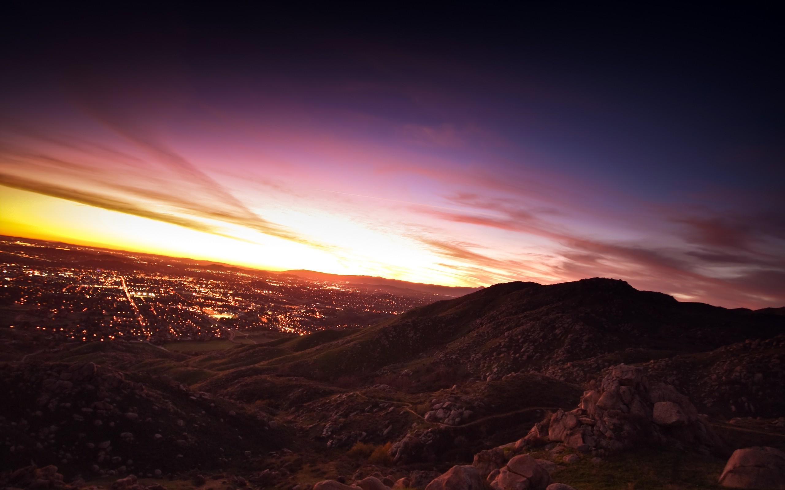 city sunset wallpaper 7106 - photo #10