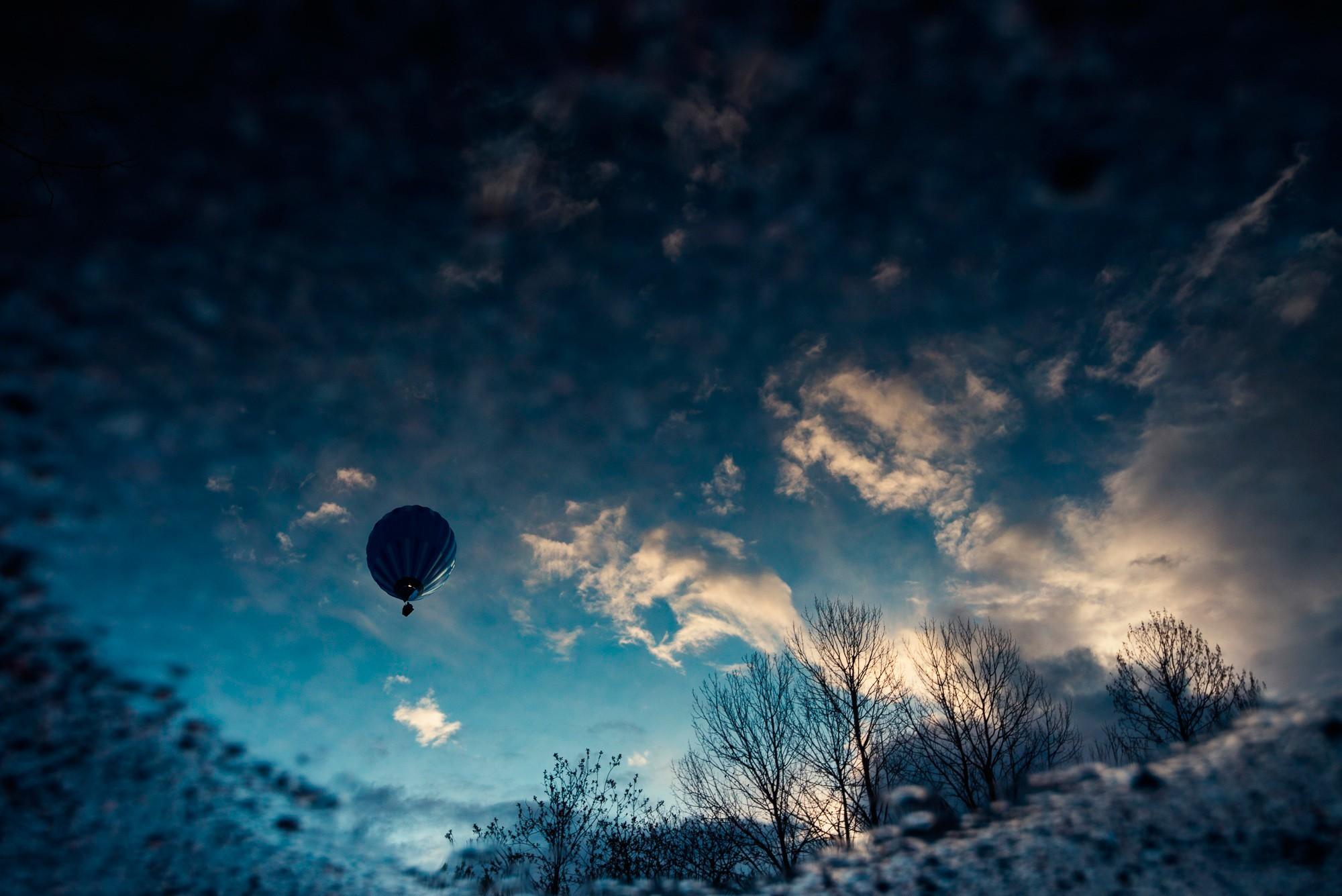 Sfondi Luce Del Sole Tramonto Notte Riflessione Cielo Nuvole