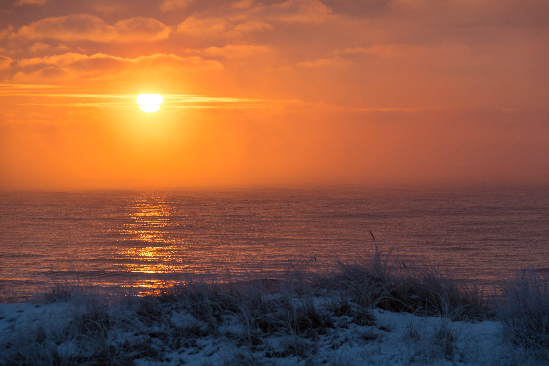 поперек фото море зимой рассвет можно гораздо