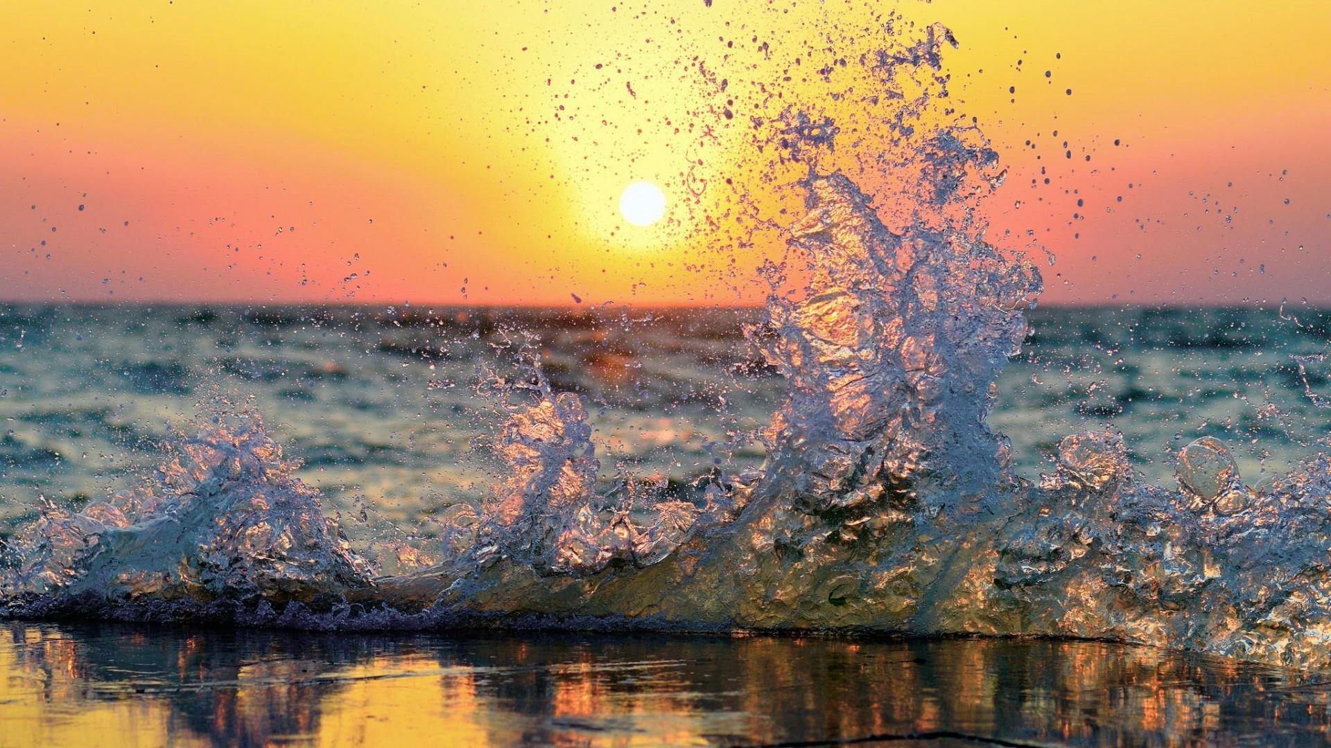 картинки солнце жизнь вода как жесткая