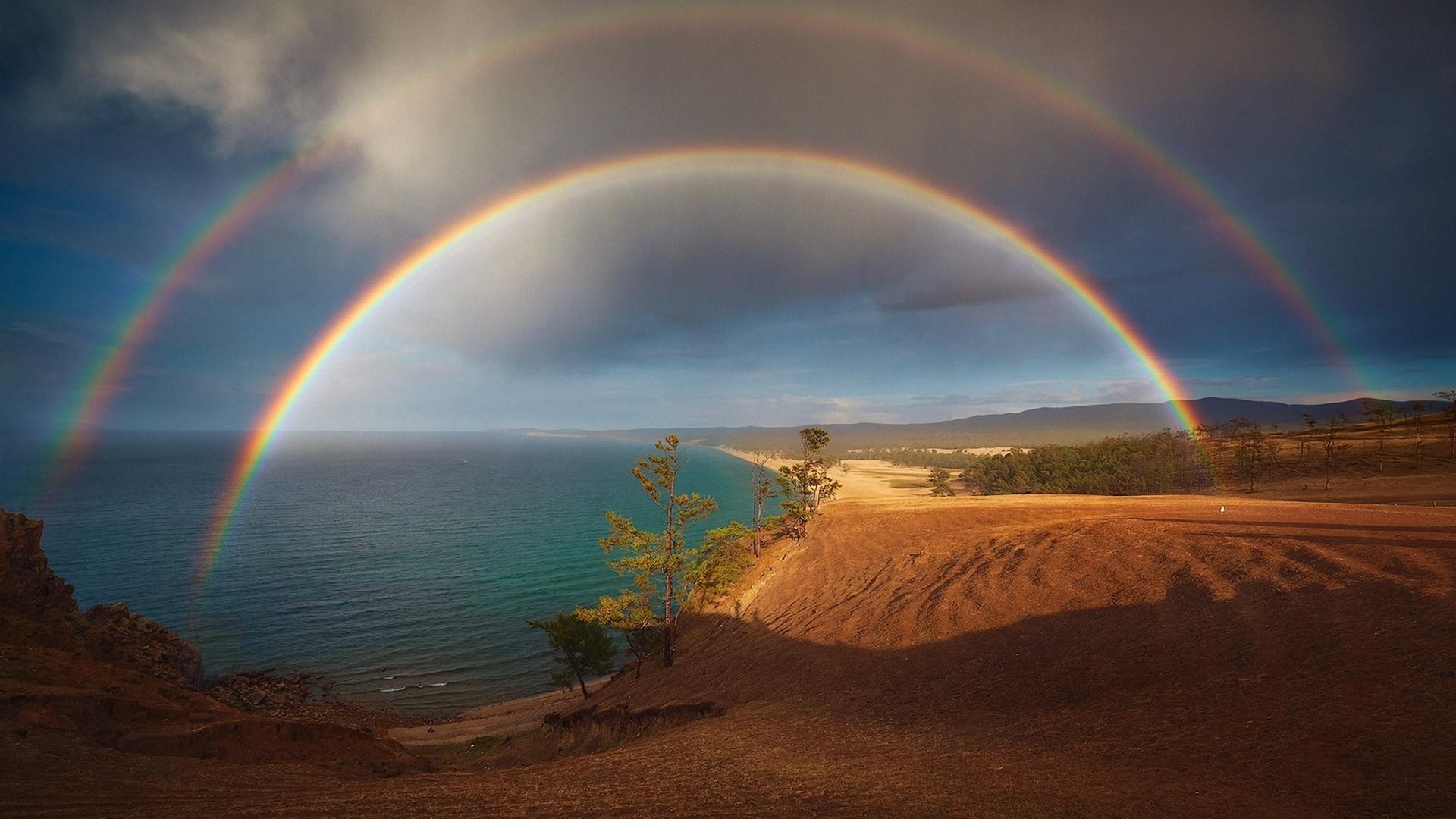 Baikal. Rainbows 48