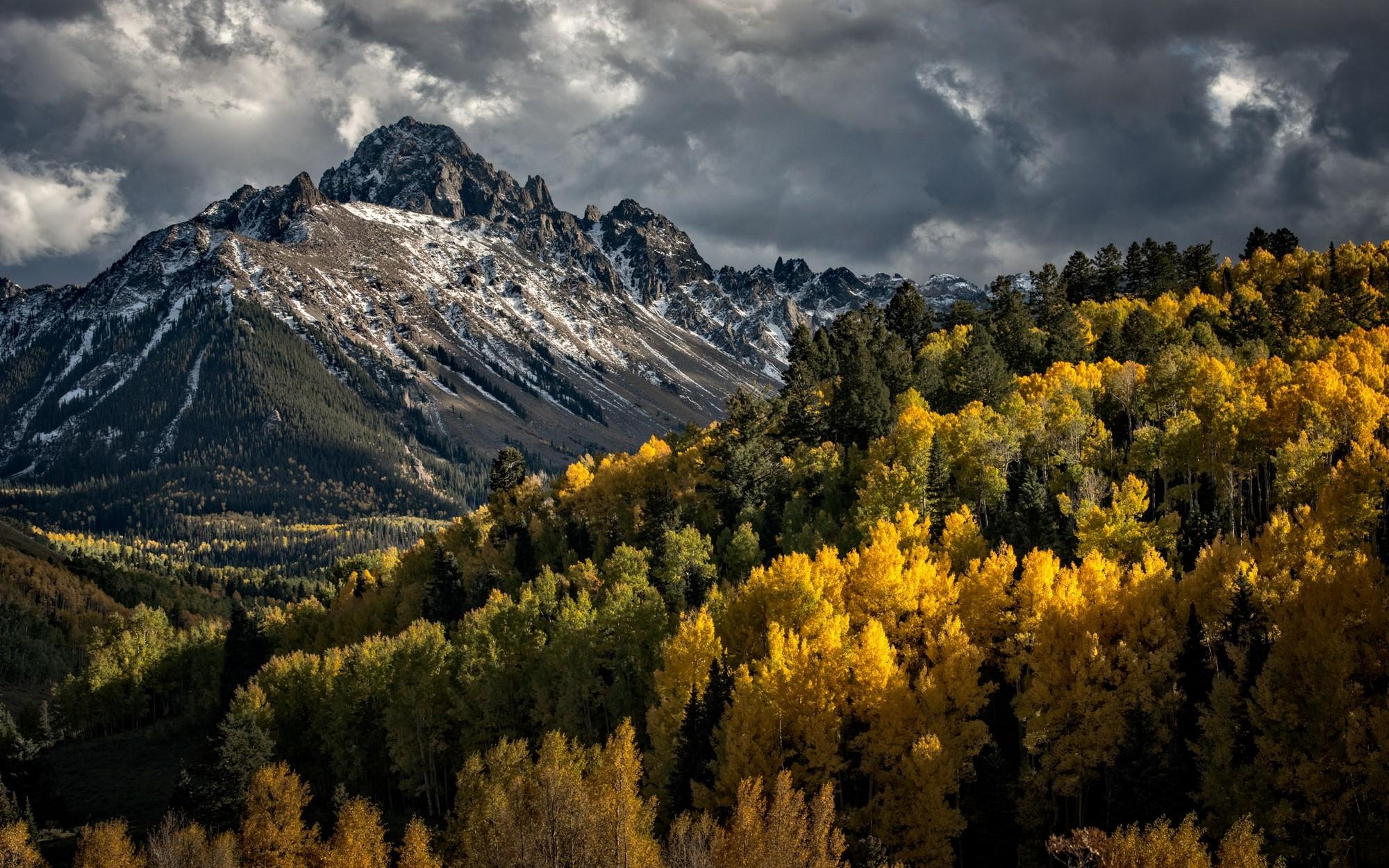 главное фото картинки природа в горах осень медленнее