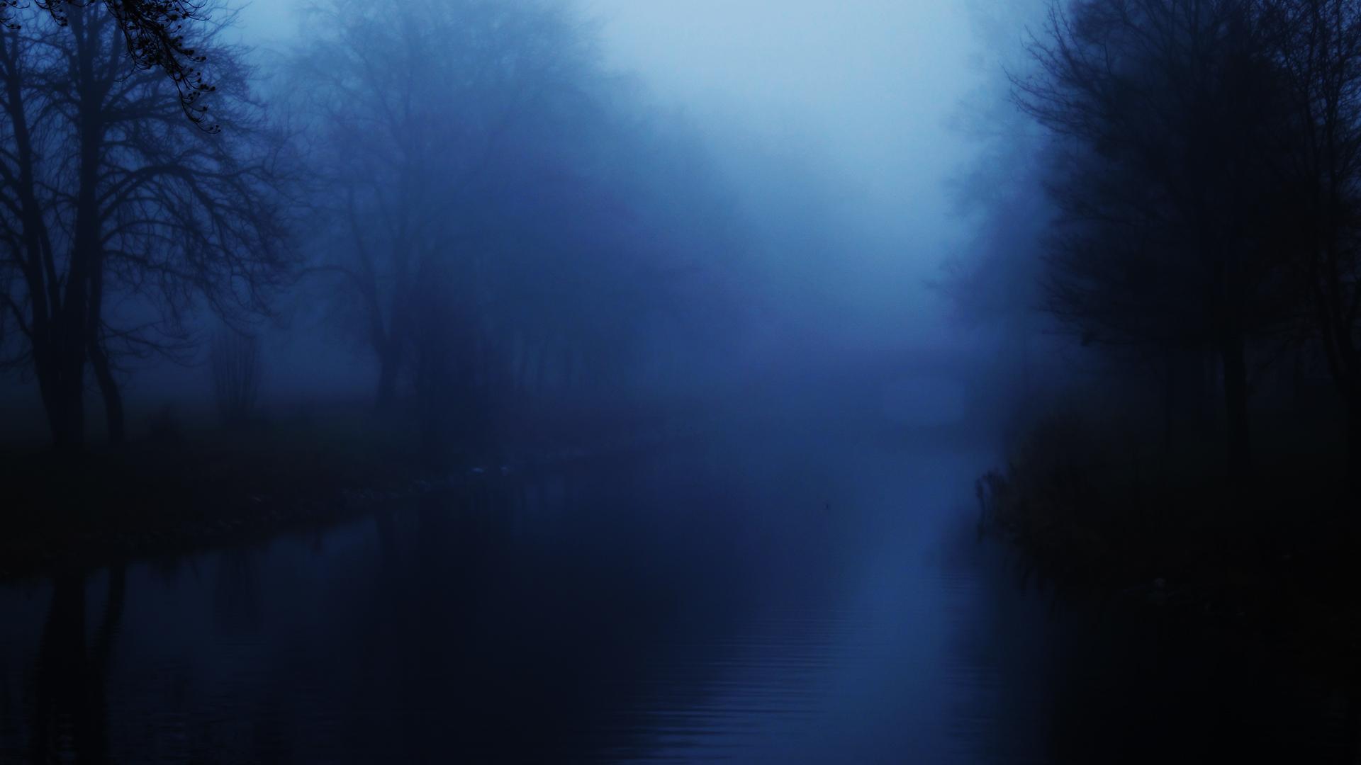 Синие туманы картинки
