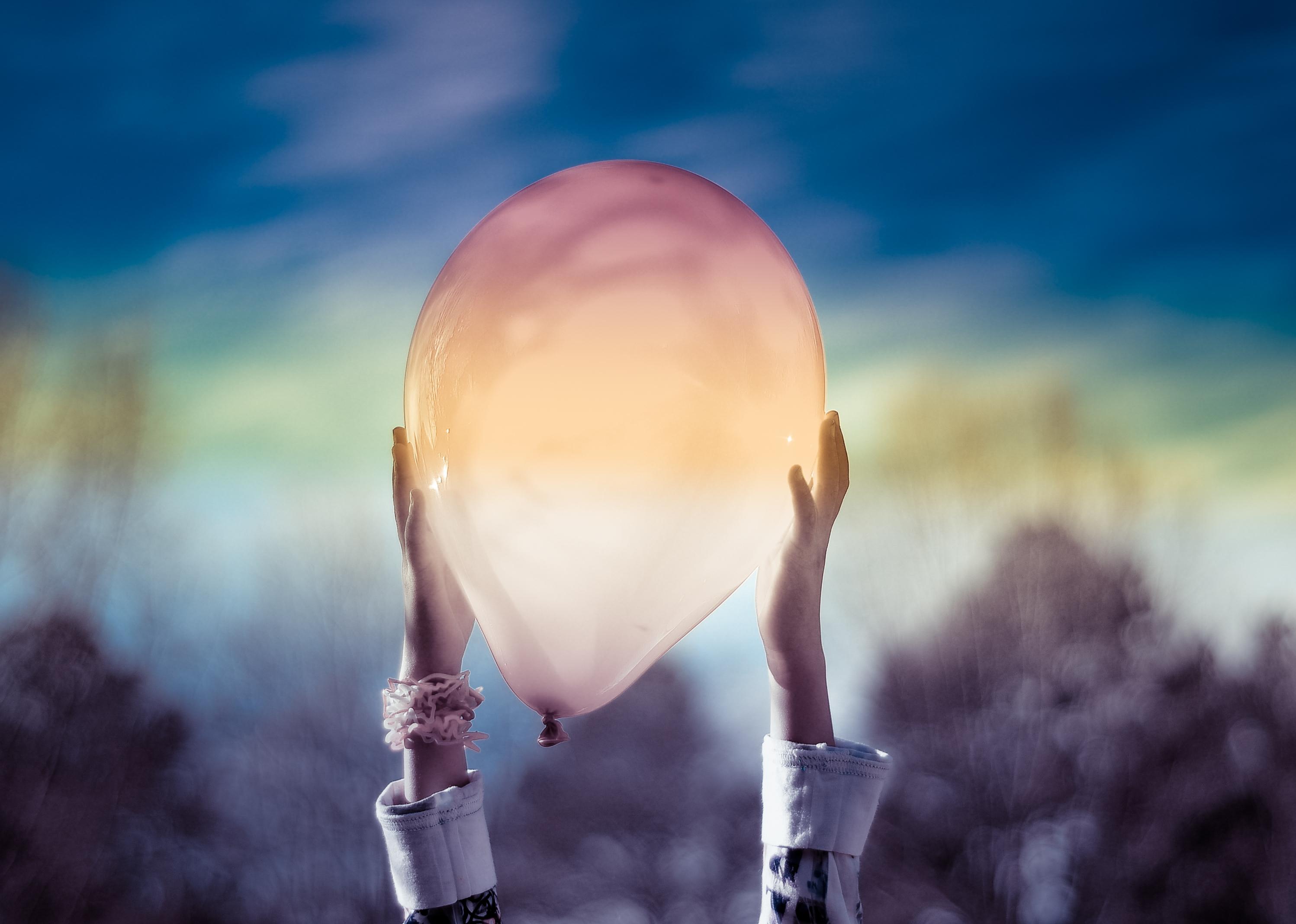 Картинка шары желания
