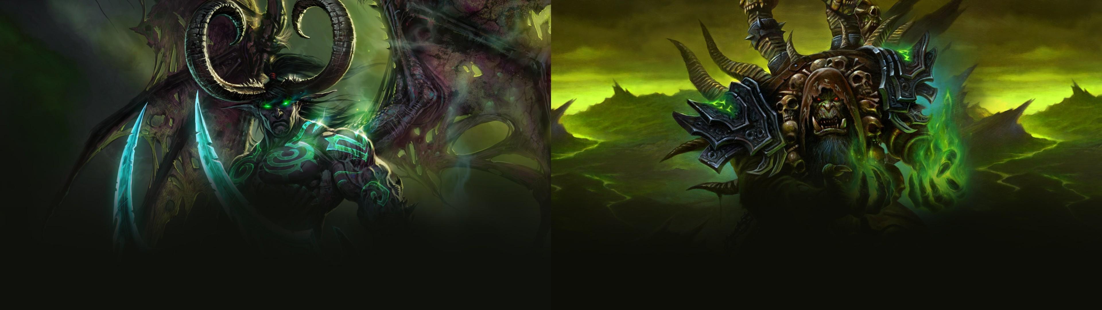Wallpaper Sunlight Video Games Collage World Of Warcraft